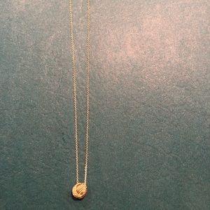 Tiffany knot necklace